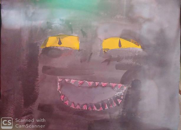 Artist Iolani 4th Grade  Mrs. Forte/Fregoso Leonardo Da Vinci Health Sciences Charter School