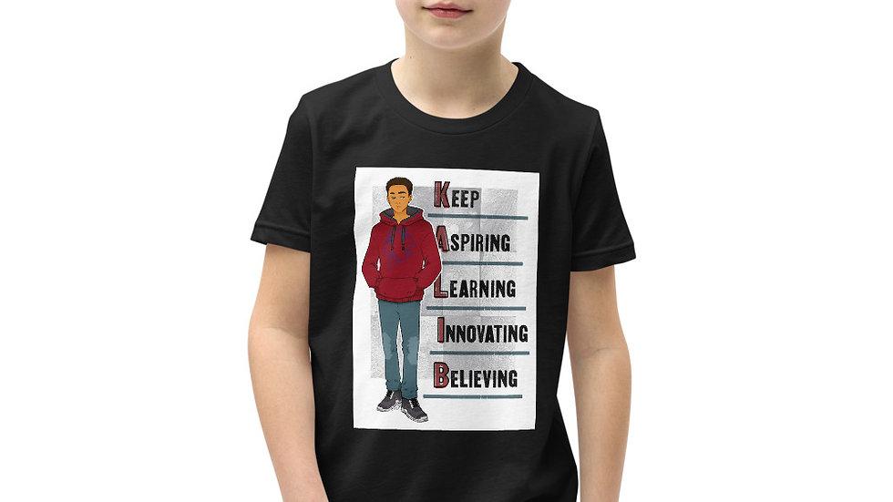 KALIB- Youth Short Sleeve T-Shirt