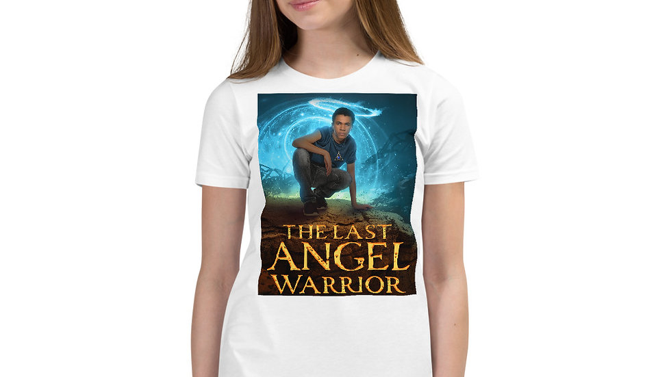 The Last Angel Warrior Youth Short Sleeve T-Shirt