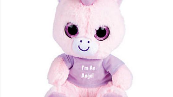 """I'm An Angel"" Unicorn"