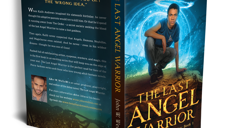 The Last Angel Warrior: Signed Copy