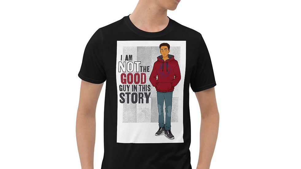Good Guy Tee- Image Black