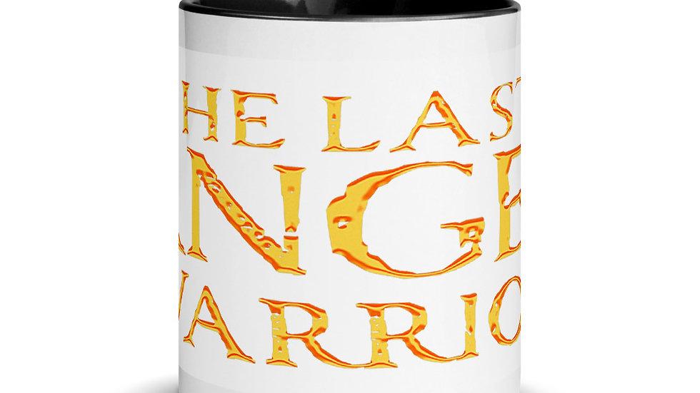 Title Mug with Color Inside