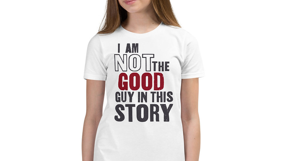 Good Guy Youth Short Sleeve T-Shirt