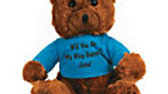 """I Am An Angel Warrior"" Teddy Bear"