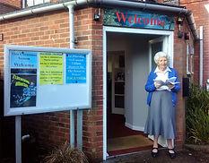 Welcome at the door  Liz.jpg