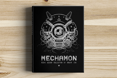 Mechamon: A Mecha Desigen Collection