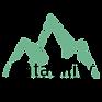 Datability education consulting mountain logo