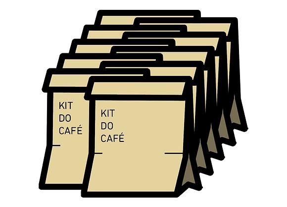 Dez Kits Café dos Amigos
