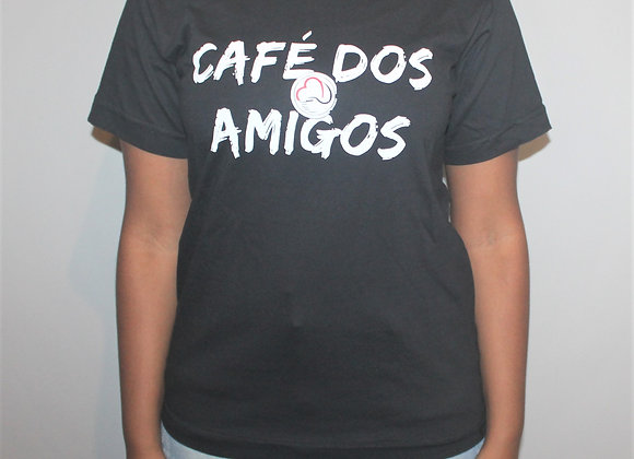 Camiseta Babylook do Café