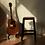 Thumbnail: Rattan Bar Chair