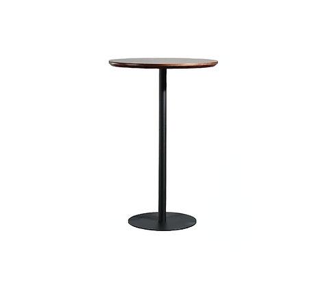 625 Bar Table(Veneer/Paint) - Round