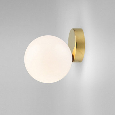 Simplify Brass Wall/Ceiling Light
