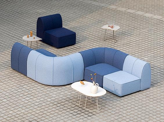 Lake - Modular sofa