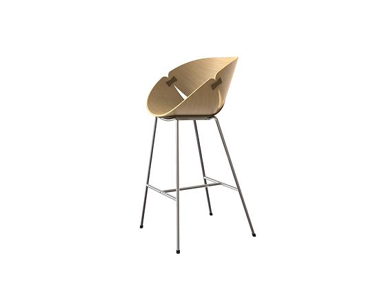 Ginkgo - Bar Chair