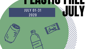 Take a plastic-free pledge this July