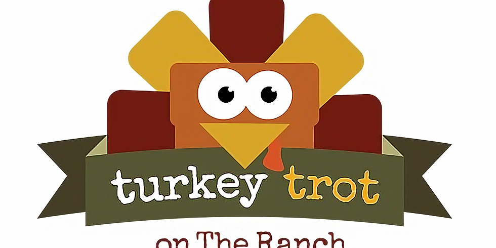 Turkey Trot on the Ranch