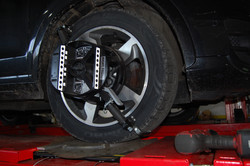Wheel Alignment Chesterfield