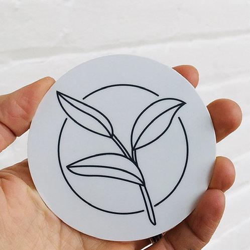 Sticker - Good Karma Tea Co Logo