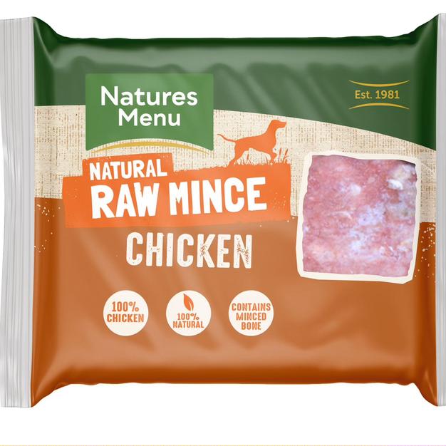 Natures Menu Chicken Mince