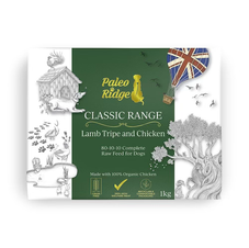Paleo Ridge Lamb Tripe & Chicken