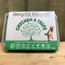 Benyfit Natural chicken and tripe