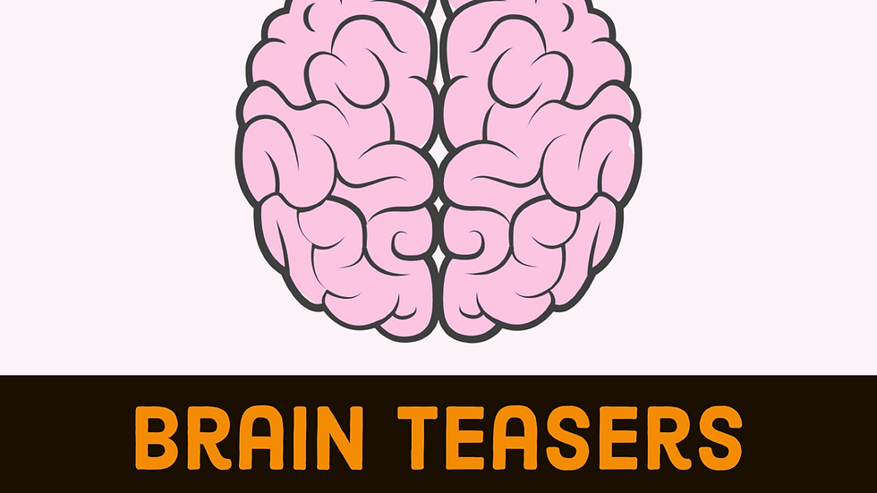 Online Brain Teasers Course