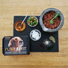 Nutriment Chicken (Trays & Chubbs)