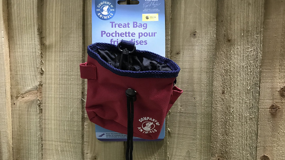 Company Of Animals Treat Bag