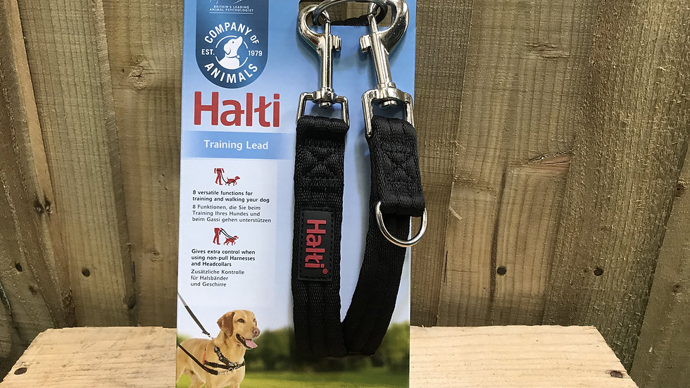 Halti Double Ended Training Lead