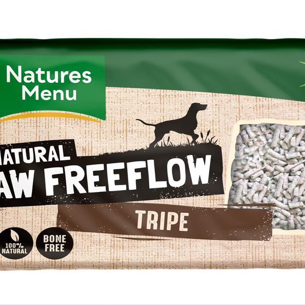 Natures Menu Freeflow Tripe