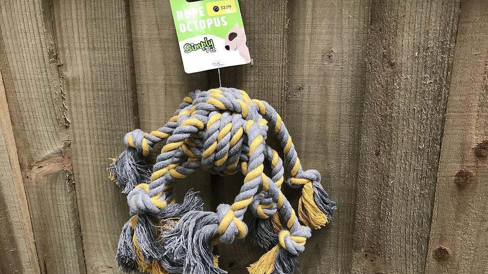 Rope Octopus