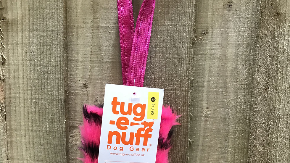Tug E Nuff Motivational Treat Pouch Tug