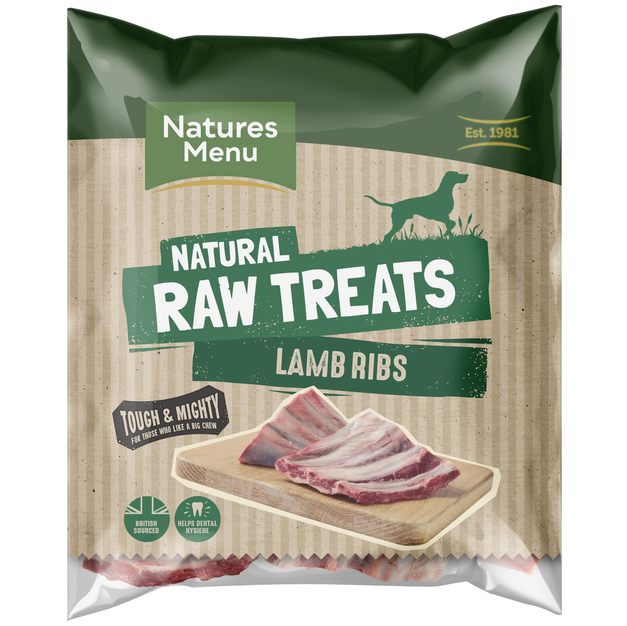 Natures Menu Lamb Ribs