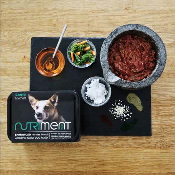 Nutriment Lamb (Trays & Chubbs)