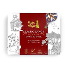Paleo Ridge Beef & Duck