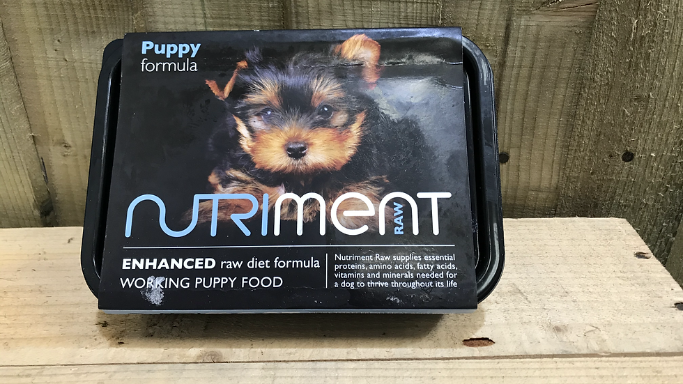 Nutriment Puppy 500g