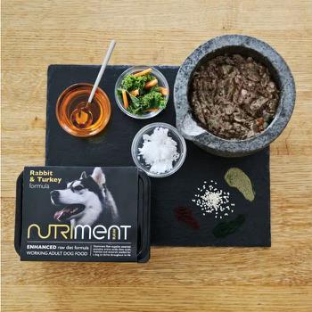 Nutriment Rabbit & Turkey