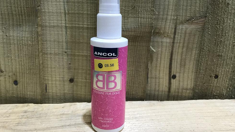 Dog Cologne BB 100ML Baby Powder