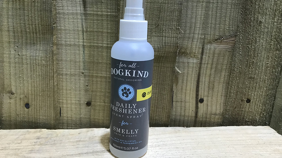 For All Dogkind Daily Freshener Scent Spray