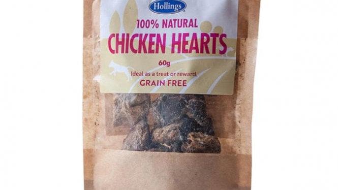 Chicken Hearts