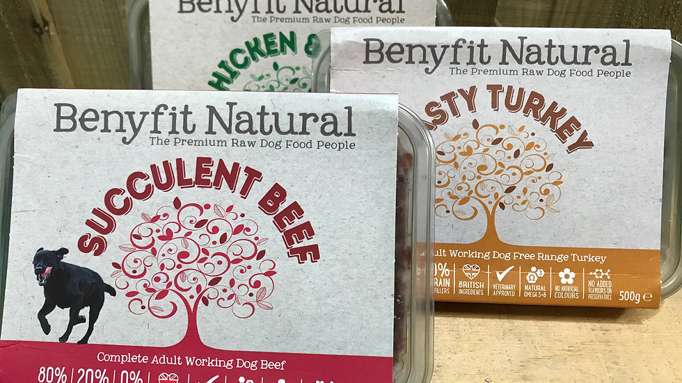 Benyfit Natural Complete