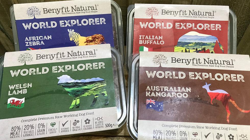 Benyfit Natural World Explorer