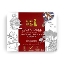 Paleo Ridge Beef Heart Tripe & Chicken
