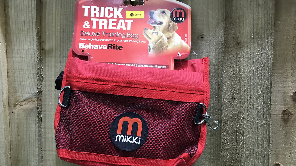 Mikki Training Treat Pouch