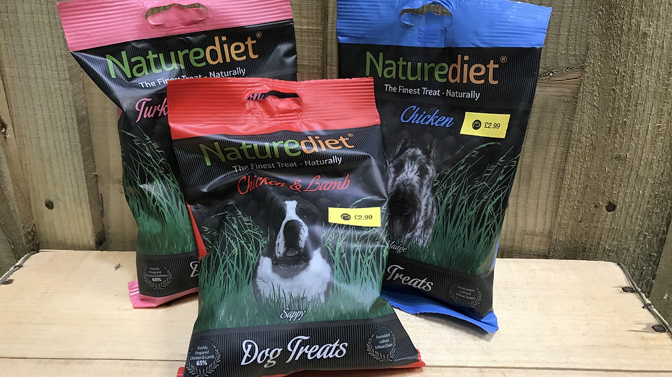 NatureDiet Treats