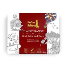 Paleo Ridge Beef Tripe & Duck