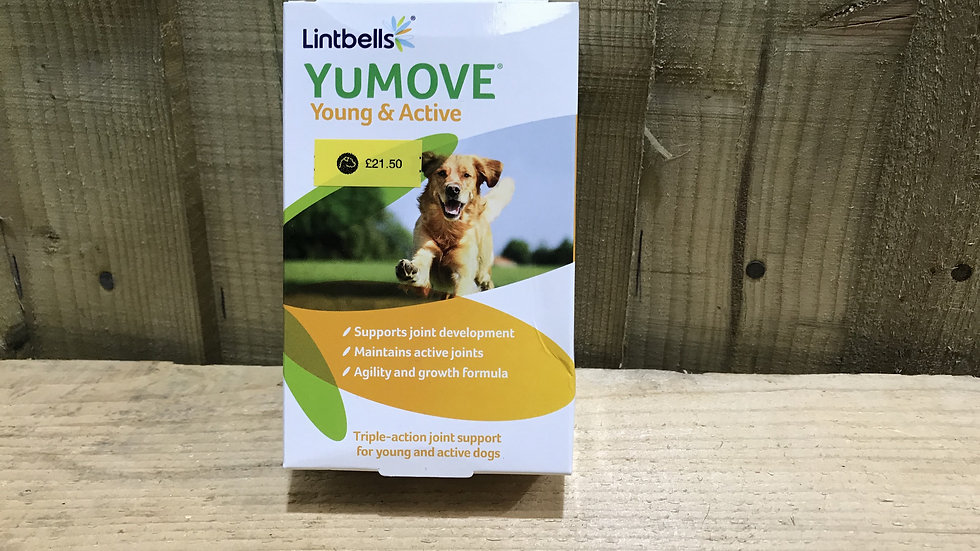 Lintbells YuMove Young & active 60 tablets