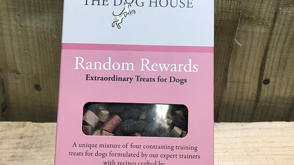 Doghouse Random Rewards