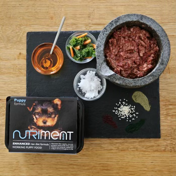 Nutriment Puppy (Trays & Chubbs)
